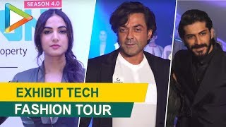 Exhibit Tech Fashion Tour | Bobby Deol | Harshvardhan | Sonal Chauhan | - HUNGAMA