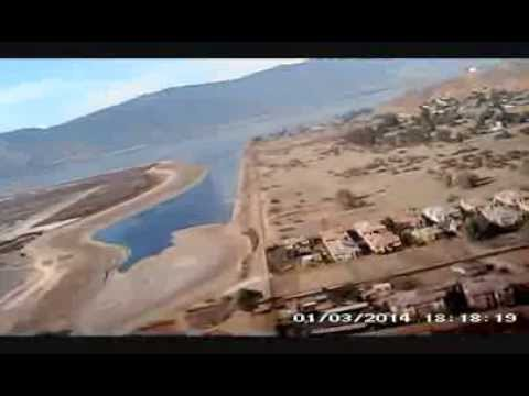010414 Radian Pro Flight with 2 Wing Cams