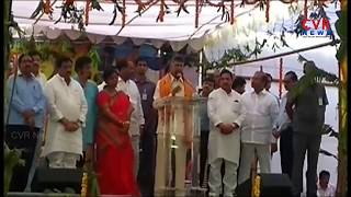 CM Chandrababu Speech at Dussehra Festival Celebrations in Palasa | CVR News - CVRNEWSOFFICIAL