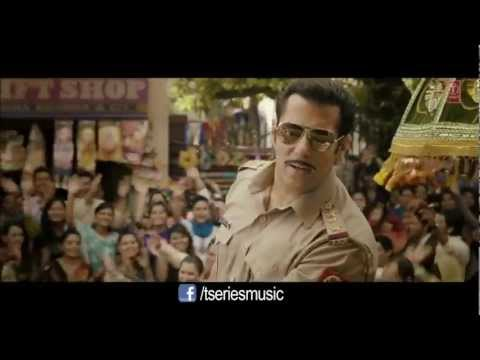 Dagabaaz Re | Video Song Ft. Salman Khan, Sonakshi Sinha | Dabangg 2 (2012)
