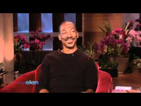 Ellen Finally Meets Eddie Murphy