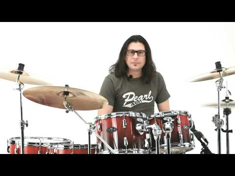 Pearl Drum Rudiments - 7 Stroke Roll