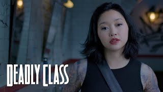 DEADLY CLASS | Killer Advice | SYFY - SYFY
