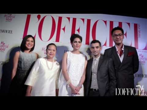 L'Officiel Thailand Presents