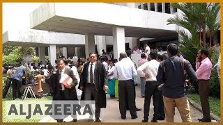 🇱🇰Sri Lanka parties petition court against parliament dissolution | Al Jazeera English - ALJAZEERAENGLISH
