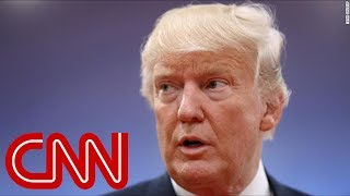 Trump tweets he's been cleared - CNN