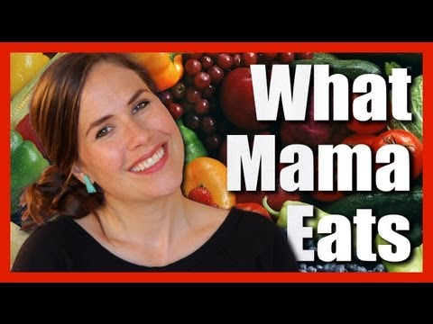 What Mama Eats In An Average Week (Pregnancy Edition)