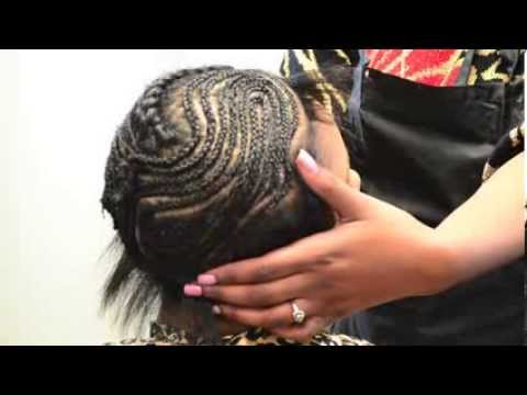 Partial Sew in Braiding: 360 VERSATILE