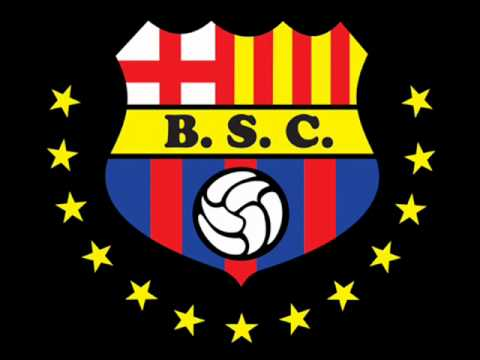Himno Barcelona Sporting Club.