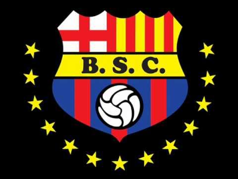 Himno Barcelona Sporting Club.