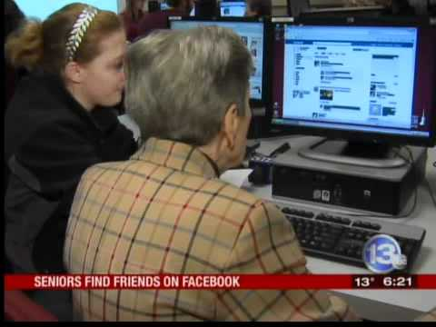 Teaching Facebook to Elders