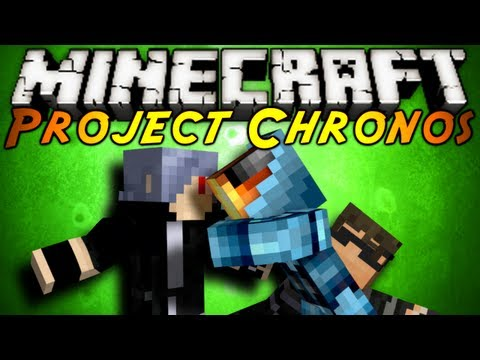 Minecraft Project Chronos Part 4