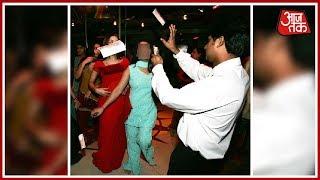 Police Raid In An Illegal Underground Dance Bar In Mumbai; 6 Girls Rescued | 100 Shehar 100 Khabar - AAJTAKTV