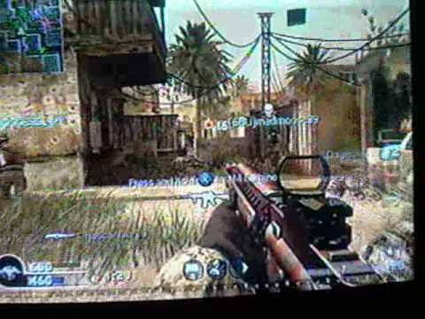 USMC RuN n GuN's First Call Of Duty 4 M16 Montage
