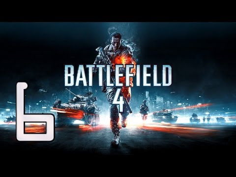 Battlefield 4 Gameplay walkthrought - Se hunde el barco  - PARTE 6