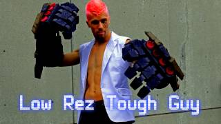 Royalty Free :Low Rez Tough Guy