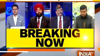 Pulwama Terror Attack: CCS meeting underway, IAF's transport aircraft sent to Srinagar - INDIATV