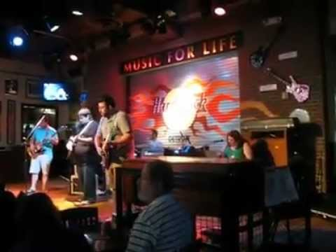 Cold and Crisp Clip from the Hard Rock Cafe Detroit
