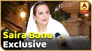Saira Banu writes to PM Modi, seeks help | FULL INTERVIEW - ABPNEWSTV