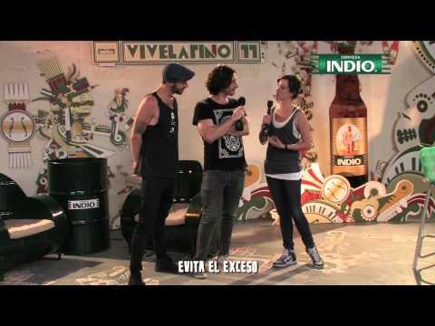 IndioTV: Vive Latino - La Pulquería