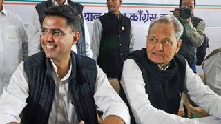 Congress delegation likely to meet Governor to stake claim in Rajasthan - NEWSXLIVE