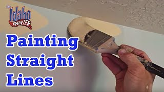 interior painting cut ins made easy how to paint a. Black Bedroom Furniture Sets. Home Design Ideas