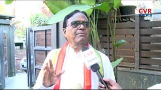 Ponnala Lakshmaiah demands Inquiry on Election Results in Telangana | Face to Face | CVR News - CVRNEWSOFFICIAL
