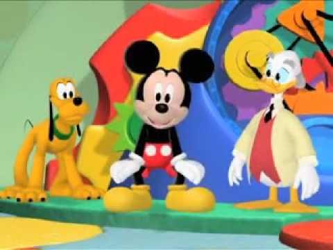Klub Przyjaciół Myszki Miki - Marsjański Miki. Oglądaj w Disney Junior!