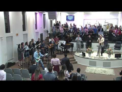 Ministério de Louvor Restauração - Celebrai a Cristo, celebrai - 13 05 2018
