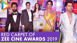 Bollywood Celebs Attend RED CARPET of Zee Cine Awards 2019 - Part 2 - HUNGAMA