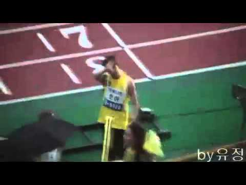 [Fancam] - 120710 - Infinite @ Idol Athletic Championship