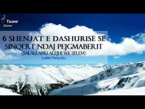 6 shenjat e dashuris s sinqert ndaj Pejgamberit alejhi selam - Lulzim Peruku