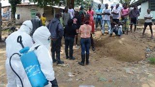 Ebola Virus: Outbreak Could Hit 20,000 in Months - WSJDIGITALNETWORK