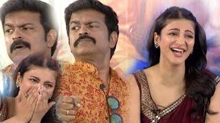 Brahmaji Making Super Fun About Shruti Hassan Dance | Hilarious Conversation | TFPC - TFPC