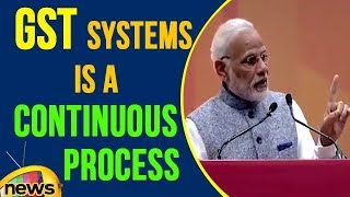 Structural Reforms in the GST Systems is a Continuous process, Says PM Modi | Mango News - MANGONEWS
