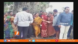 Young Men Found Suspicious Demise at Dharmaraopet | Mancherial | iNews - INEWS