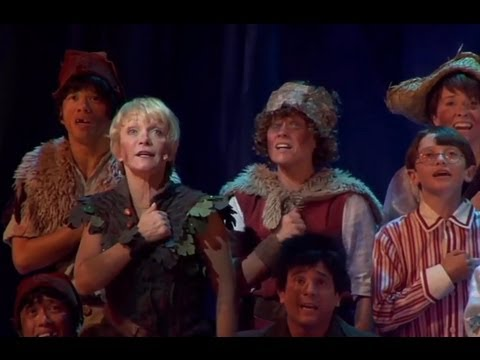 Peter Pan Starring Cathy Rigby - National Tour 2011