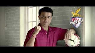Sourav Ganguly #LetsFootball - ESPNSTAR