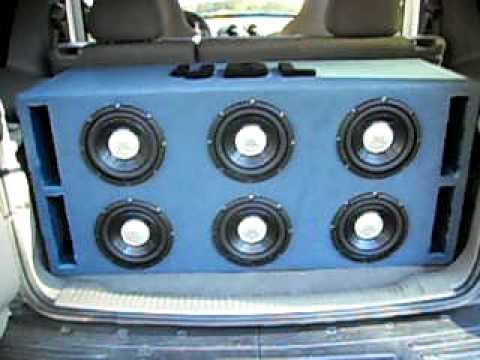 Car Subwoofer Bass Test K Dowload