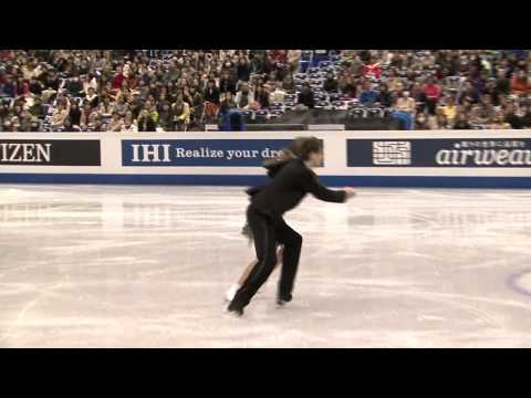 2 A. NAZAROVA / M. NIKITIN (UKR) - ISU Grand Prix Final 2013-14 Junior Ice Dance Free Dance