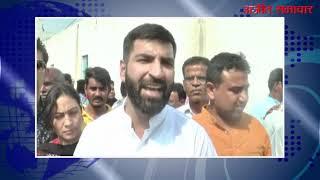 video : भाजपा नेत्री पर अज्ञात लोगो ने किया पथराव, दो समर्थक घायल