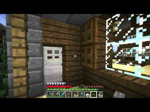 Minecraft Building with BdoubleO Episode 26 Are we alone 