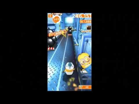 Despicable Me: Minion Rush - High Score (1,277,480)