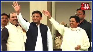 कुमारस्वामी की शपथ पर सबसे बड़ी सियासत! क्या BJP के खिलाफ महामोर्चे की तैयारी है? - AAJTAKTV