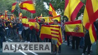 Pressure on Barcelona to stop Catalan independence vote - ALJAZEERAENGLISH