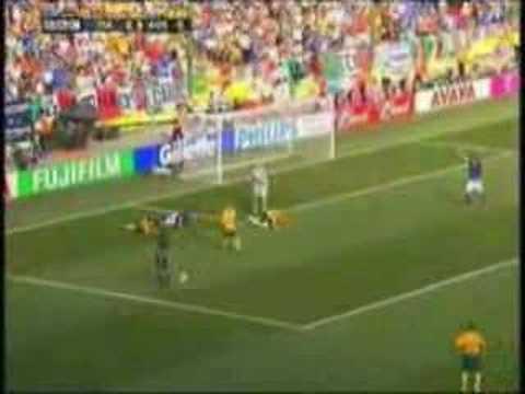 Italia VM 2006 et team av skjebne