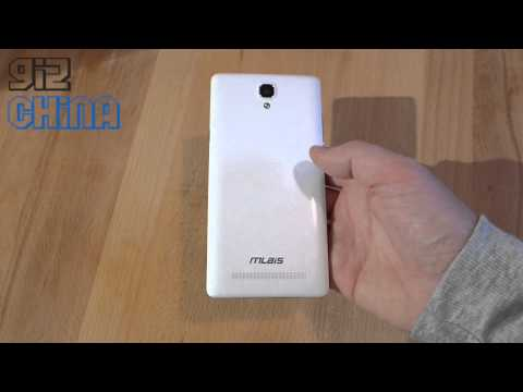 Mlais M52 Red Note hands on and first impressions