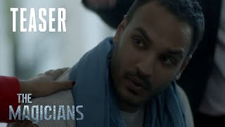 THE MAGICIANS | Teaser Trailer #2 | SYFY - SYFY