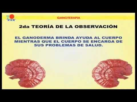 Ganoterapia [DXN Café Saludable]