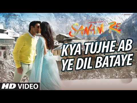 Sanam Re - Kya Tujhe Ab song